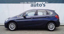 BMW 2 serie, Benzine