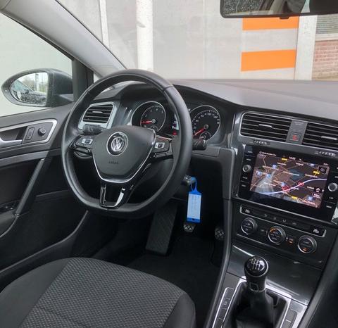 VW GOLF 7 vol