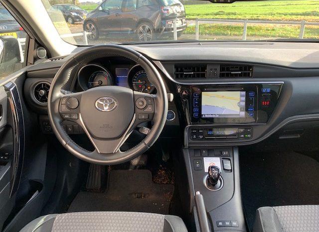 Toyota Auris Hybride vol