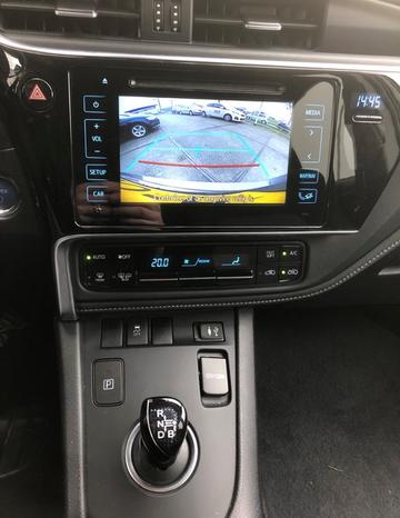 Toyota Auris vol
