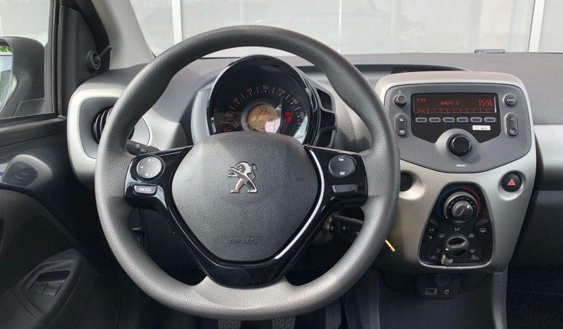 Peugeot 108 benzine vol