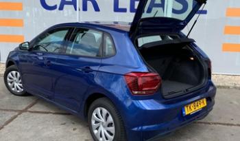 VW Polo vol